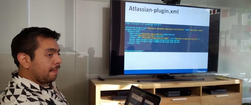 Meetup sobre Atlassian SDK