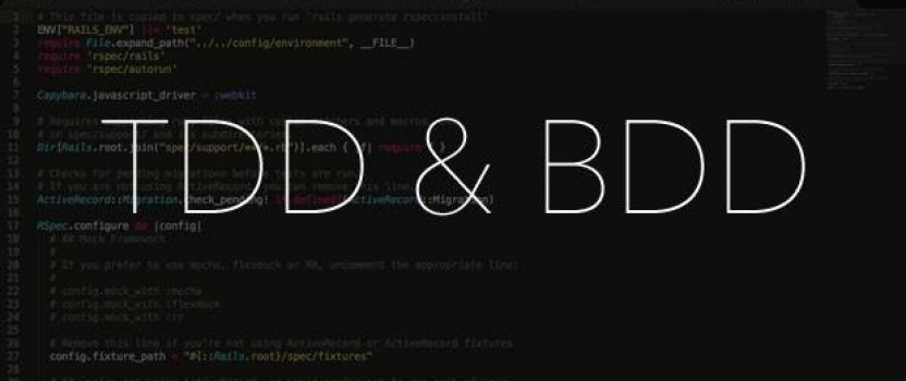 Test First Approaches With Test Driven Development and Behavior Driven Development